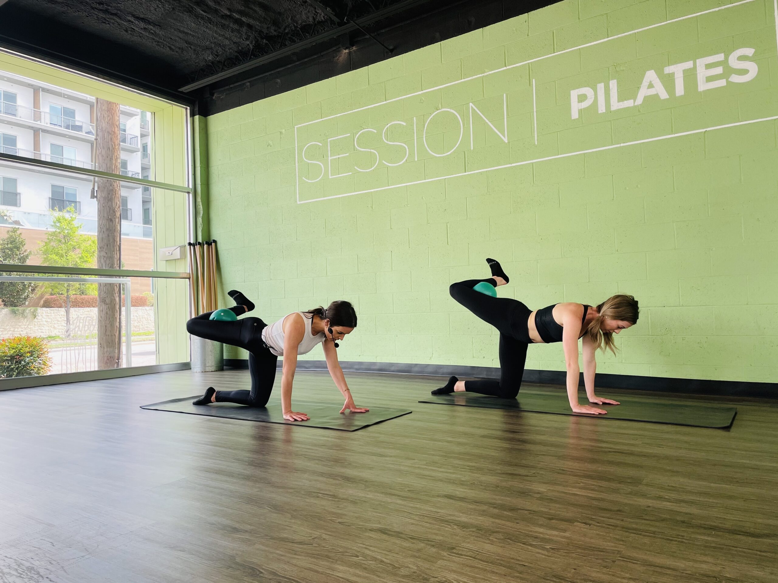 How to make the most out of SESSION@Home by SESSION Pilates